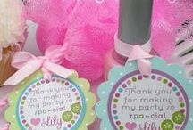 birthday party ideas / by Melissa Goffinet