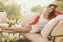 Katie Holmes / Favorite photos of one of my beauty and style inspirations, Katie Holmes.