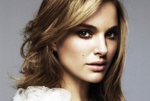 Natalie Portman / Favorite photos of one of my beauty and style inspirations, Natalie Portman.