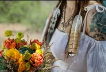 Earthy Wedding  / by Amy Chapple