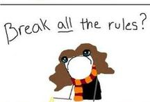Harry Potter / Harry Potter-related things.