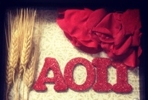 AOII / AOII, forever and always a sister. <3 / by Emily N