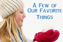 A Few of my Favorite Things  / by Shannon Decker