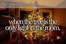 Christmas and Winter Love / Christmas-season inspiration!