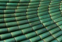green / by Arnaz Khambatta