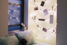 Dorm Room Ideas / by Gemma