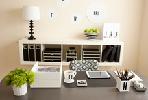Decor: Office/Work Spaces / by Gemma