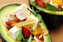 Food: Salads and veggies / by Gemma