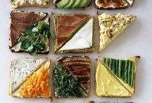 Food: Sandwiches / by Gemma