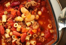 In the crockpot / Easy and slow food