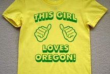 Oregon  / My home state  / by Rose Haylock