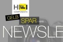 Neuigkeiten / by HIFI COMPONENTS
