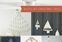 DIY: Christmas Advent Calendars and other Decorations / by Gemma