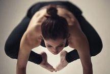 -Yoga Inspiration- / by Melissa Gohde