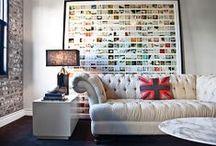 Home-Wall Arrangements Galore!
