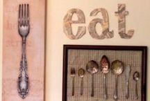 Bit#$en Kitchen Decor