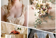 Herb Themed Styled Wedding Session / by ParkRoadPhotography