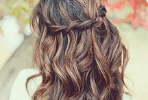 Hair / Hair dos and styles