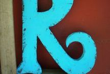 R is Rose  / by Rose Haylock