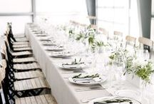 Table Settings / Event ideas / by Rose Ahn