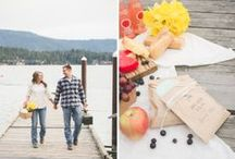 Jamie & Dustin's Fishing-Themed Engagement Session / by ParkRoadPhotography