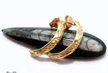 Earings - Handmade jewelry by Saurikki