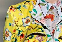 Pattern: Applied / Pattern as seen on clothes, furniture, objects ... / by Micklyn Le Feuvre