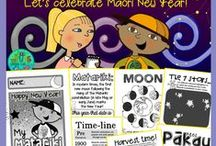 Matariki resources / These are resources to gain knowledge about the maori new year and resources to create and educate about
