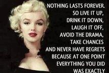 Norma Jean aka Marilyn Monroe / Marilyn Monroe history, memorabilia, photographs, inspiration and more.