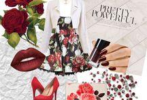 My Polyvore Finds / Fashion- beauty sets