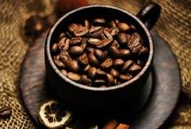 Coffee / by Kellielizabeth Cáceres