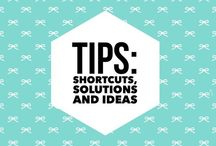 Tips: Life Hacker Homemaking Toolkit / Tools for a better me! Time saving and money saving ideas are on this board. I'm pinning DIY and life hacks here!!