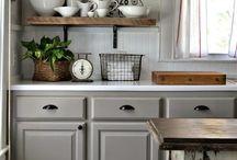 kitchen inspo / by Annie Hall