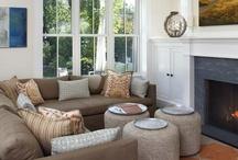 Living Room / by Rebecca Schneider
