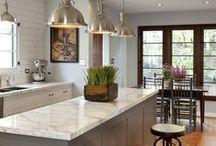 kitchen / by Rebecca Schneider