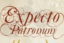 Expecto Patronum / If you don't know what this board is about you have a serious problem! / by Rebecca Willis
