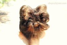 hairstyles / by Justine / Sew country chick