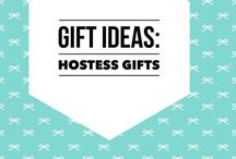 Gifts: Hostess Gifts / When you're invited over, you should bring a small hostess gift as an immediate gesture of thanks. This board has hostess gift ideas for you to DIY or buy!