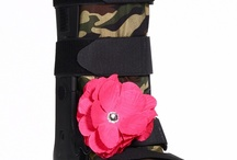 CastMedicDesigns Wear-Its! / Our revolutionary medical boot fashions / by CastMedic Designs
