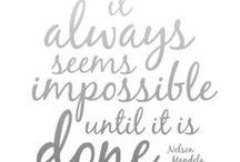 Motivation Inspiration