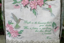 Sewing and Machine Embroidery / Sewing and machine embroidery items, tutorials, and pretty things / by Granny Bryant