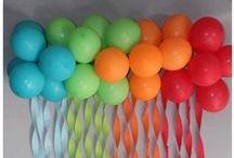 Idee per le feste dei bambini / by La mia vita semplice