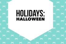 Holidays: Halloween / Decorating, tips and ideas for celebrating Halloween: America's most popular holiday.
