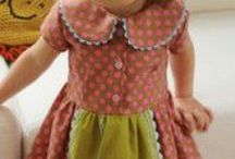 kids sewing patterns / by Justine / Sew country chick