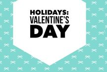 Holidays: Valentine love!! / DIY crafts and ideas for Valentine's day.