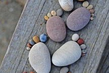 Rocks and Sea Glass  :) / all things rocks