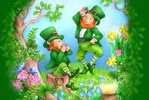 Art Ideas - St. Patrick's Day / by Alicia Buck