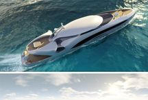 Luxury on the water | LÉMONESSE / Luxury boats and yatchs   / by LEMONESSE | Organic Lemon Water