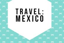 Travel: Mexico / Mexico is a beautiful place. Collecting images representing its beauty on this board!
