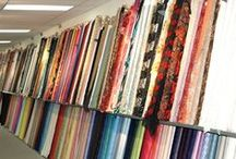 On Line Fabric stores